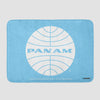 Pan Am Logo - Bath Mat