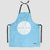 Pan Am Logo - Kitchen Apron