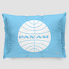 Pan Am Logo - Pillow Sham