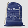 Pan Am First Class - Laundry Bag - Airportag