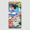 Pan Am Stickers - Phone Case