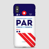 PAR - Phone Case - Airportag