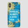 Paris Is Always - Phone Case - Airportag