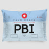 PBI - Pillow Sham - Airportag