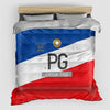 PG - Duvet Cover - Airportag