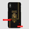 Spain - Passport Phone Case - Airportag