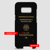 Germany - Passport Phone Case