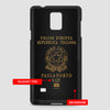 Italy - Passport Phone Case - Airportag