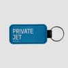 Private Jet - Tag Keychain - Airportag