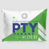 PTY - Pillow Sham