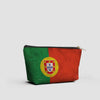 Portuguese Flag - Pouch Bag - airportag  - 2