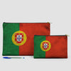 Portuguese Flag - Pouch Bag - airportag  - 6