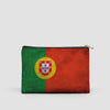 Portuguese Flag - Pouch Bag - airportag  - 5