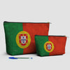 Portuguese Flag - Pouch Bag - airportag  - 3