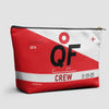 QF - Pouch Bag - airportag  - 1