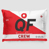 QF - Pillow Sham - Airportag