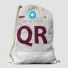 QR - Laundry Bag - Airportag