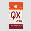QX - Beach Towel