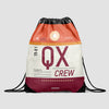 QX - Drawstring Bag