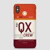 QX - Phone Case