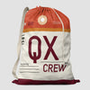 QX - Laundry Bag - Airportag