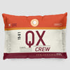 QX - Pillow Sham - Airportag