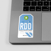 RDD - Sticker