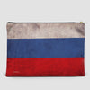 Russian Flag - Pouch Bag - airportag  - 4
