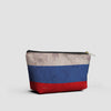Russian Flag - Pouch Bag - airportag  - 2