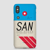 SAN - Phone Case - Airportag