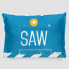 SAW - Pillow Sham