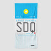 SDQ - Beach Towel