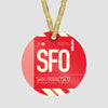 SFO - Ornament