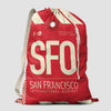 SFO - Laundry Bag