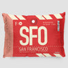 SFO - Pillow Sham