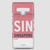 SIN - Phone Case - Airportag