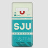 SJU - Phone Case - Airportag