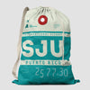 SJU - Laundry Bag - Airportag