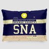 SNA - Pillow Sham - Airportag