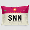 SNN - Pillow Sham - Airportag