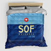 SOF - Duvet Cover - Airportag