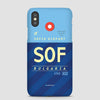 SOF - Phone Case - Airportag
