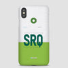 SRQ - Phone Case - Airportag