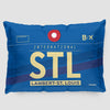 STL - Pillow Sham - Airportag