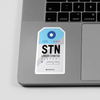 STN - Sticker