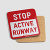 Active Runway - Coaster - Airportag