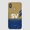 SV - Phone Case - Airportag