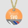 SVO - Ornament - Airportag
