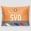 SVO - Pillow Sham - Airportag