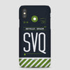 SVQ - Phone Case - Airportag